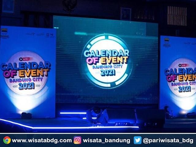Inilah Kalender Event Pariwisata di Kota Bandung Sepanjang Tahun 2021