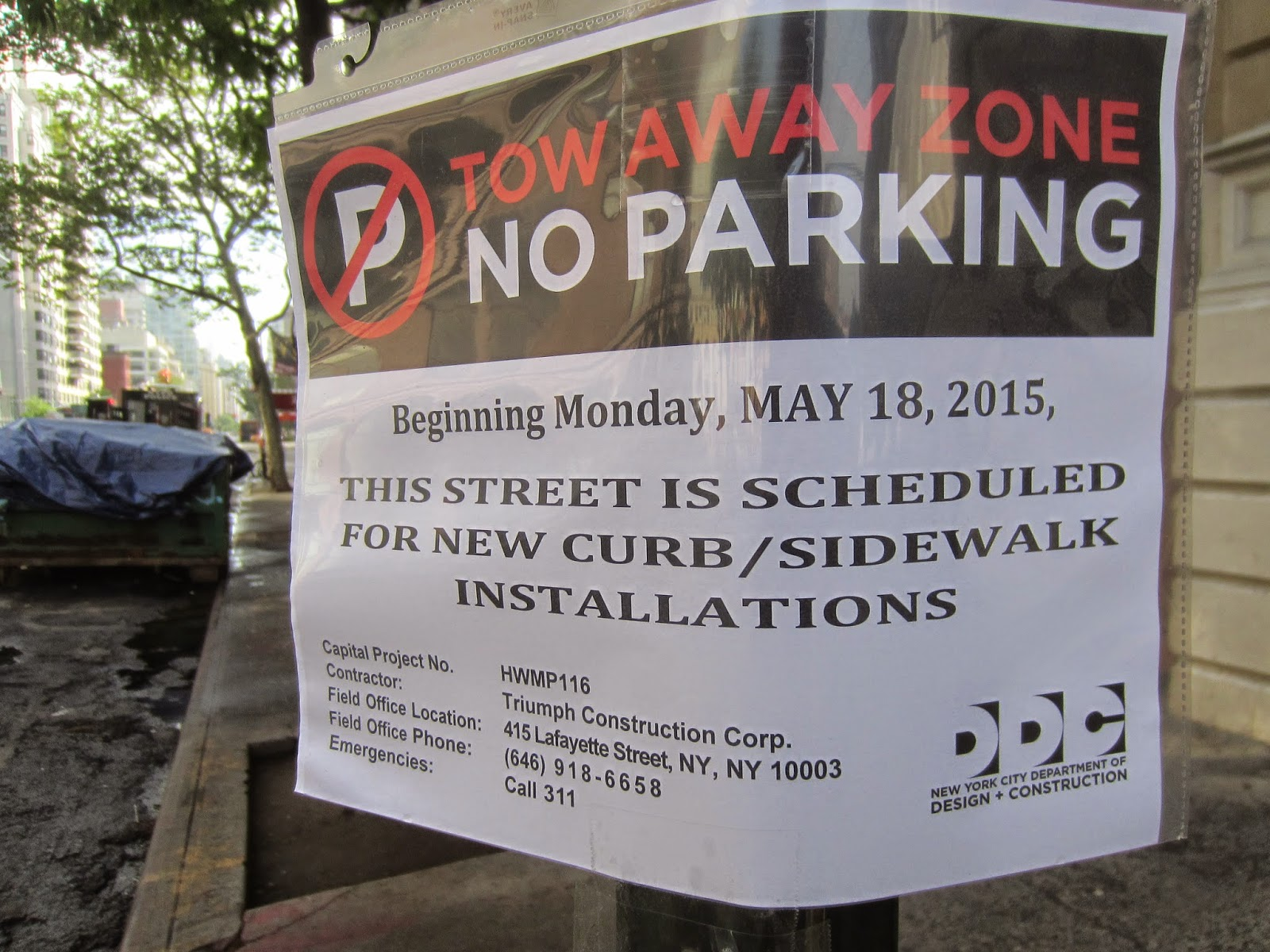 EV Grieve: Curb your enthusiasm: New sidewalks coming to