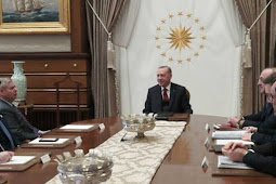 Recep  Erdogan : Turkey Ready to Take Over Security in Syria's Manbij