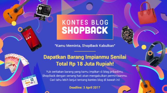 Kontes Blog ShopBack