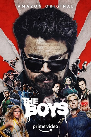 The Boys Season 2 Full Hindi Dual Audio Download 480p All Episodes