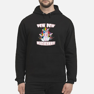 Unicorn Pew Pew Madafakas Shirt 6
