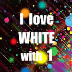 I LOVE White With One