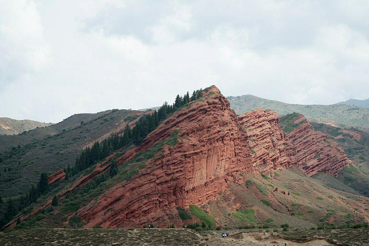 Jeti Oguz Rocks