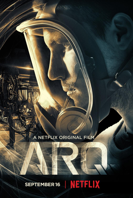 Nonton Film ARQ (2016)