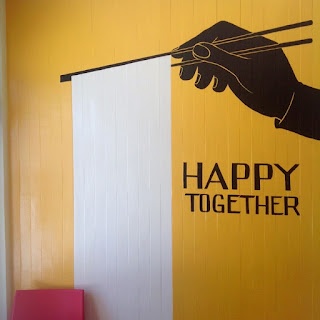 Happy Together, Korean Restaurants in Cebu, tteokbokki, Kimbap, Cheese Ramyeon, Fathema Cotejar