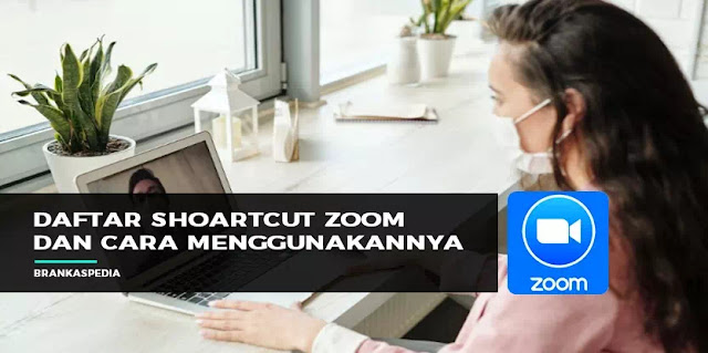 daftar shortcut zoom