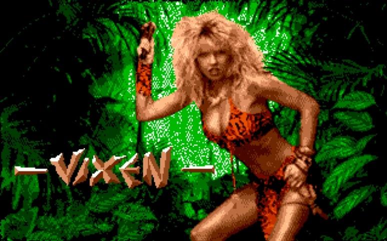 Videojuego Vixen - Martech Games