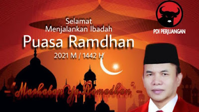 Sambut Bulan Ramadhan, Hadizal S.Sos M,H Ajak Masyarakat Saling Bermaafan.