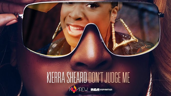 Kierra Sheard ft Missy Elliot - Don't Judge Me (Audio Download)