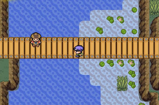 Pokemon Ancient para GBA Graficos Animados NDS
