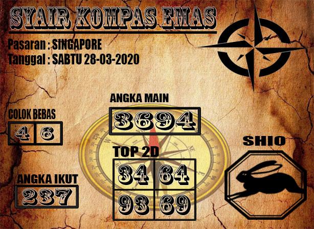 SYAIR SINGAPORE 28-03-2020