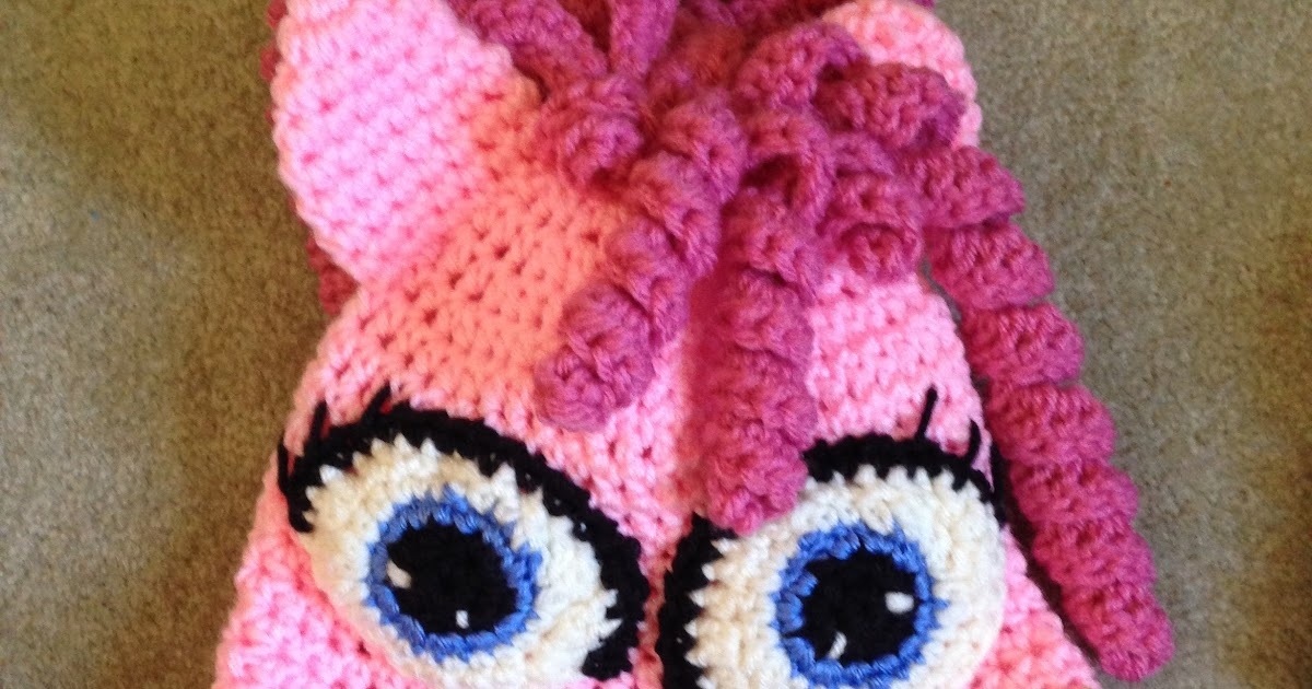 The Perfect Stitch My Little Pony Pinkie Pie Hat