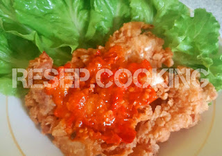 Resep Ayam Geprek Simpel dan Enak