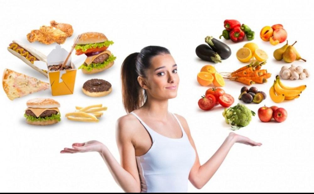 Что можно и что нельзя есть при диете для похудения