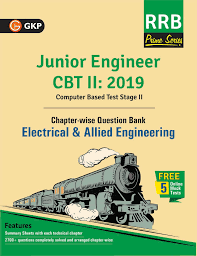 Junior Engineer CBT 2 - Chapter-wise and Topic-Wise Question Bank - Electrical & Allied Engineering