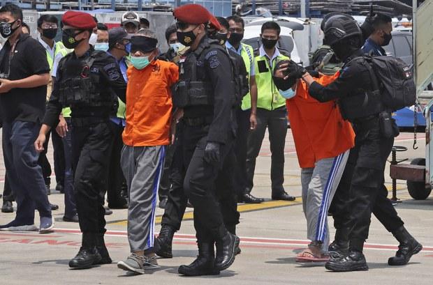 Polri Tangkap 22 Terduga Anggota Jemaah Islamiyah di Jakarta dan Sumatra.lelemuku.com.jpg