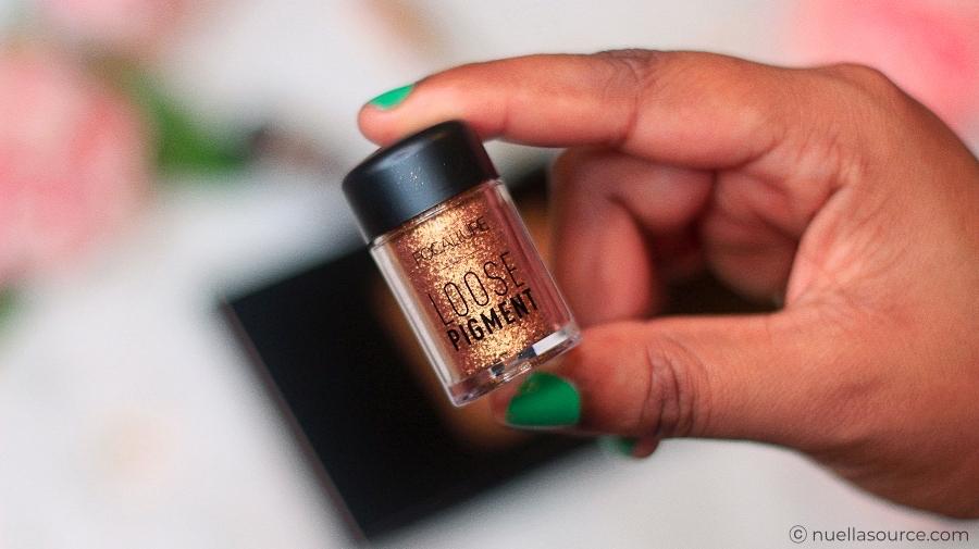 Focallure loose pigment 08 Museum brown