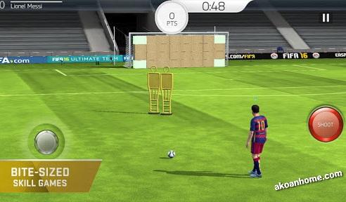 تحميل لعبة فيفا 16 للاندرويد FIFA 16 APK+OBB احدث اصدار من ميديا فاير