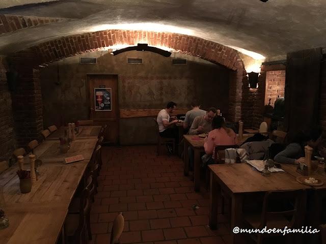 Restaurante Krcma