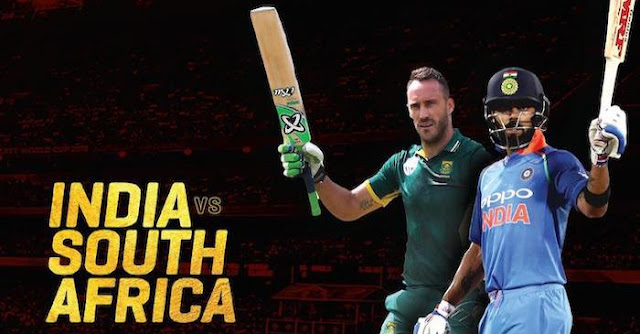 South Africa Tour Of India March 2020