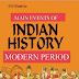 Main Events of Indian History Modern Period pdf Book by RN Sharma