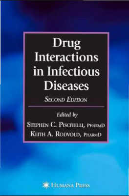 Drug Interactions in Infectious Diseases, 2nd Edition PDF (Jul 20, 2005)