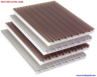 Nhà phân phối tấm lợp lấy sáng thông minh polycarbonate chính thức tại Miền Nam - Sơn Băng ảnh 38