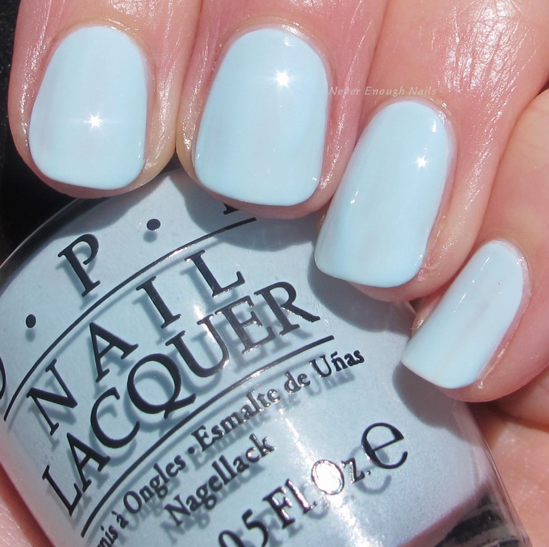 never enough nails: april 2016