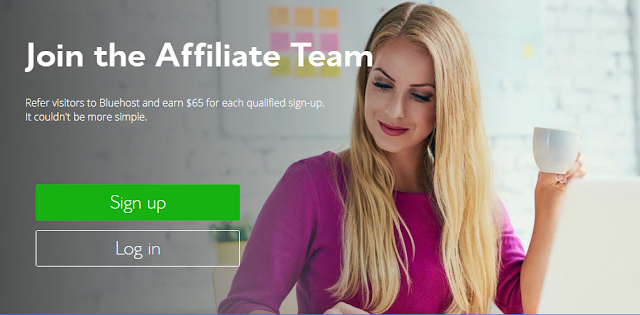 Bluehost Affiliate Programs