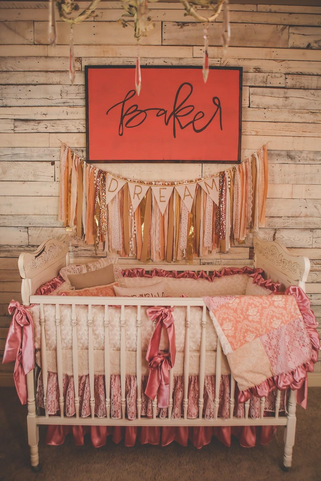 Pb J Babes Baker S Vintage Nursery