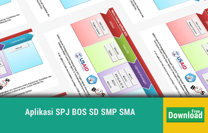 Update Senin 22 Januari 2018 Contoh Laporan BOS 2017 SMK