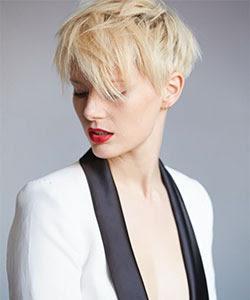 Estilos Y Peinados De Moda Pelo Corto Para Mujeres