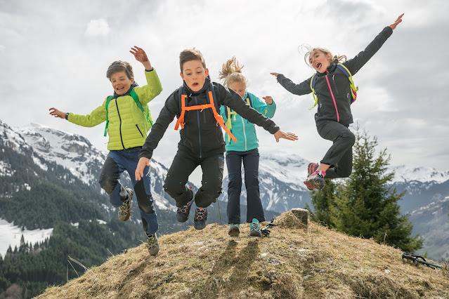 Decathlon empowers kids outdoor sports
