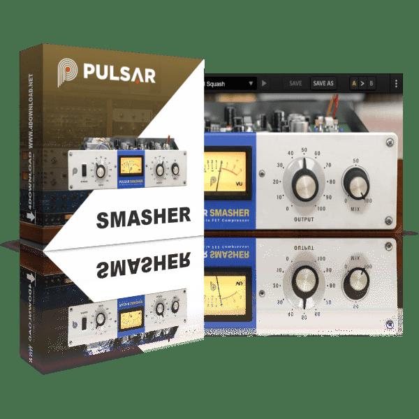 Pulsar Audio Smasher v1.1.1 Full version