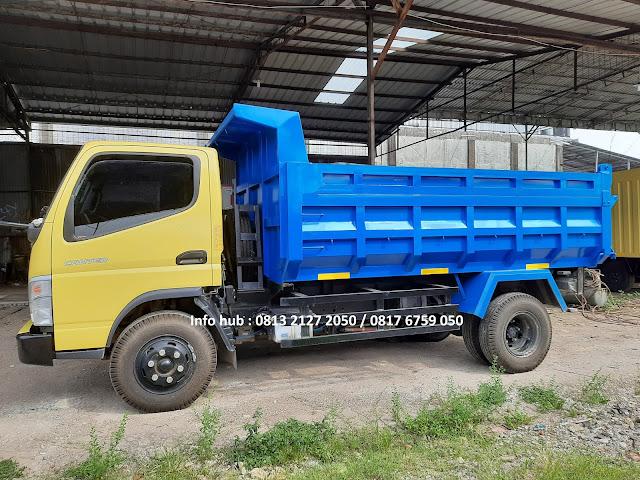 harga colt diesel canter 125ps dump truk 2020