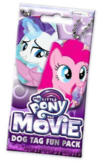 My Little Pony the Movie Series 3 Dog Tags by Enterplay