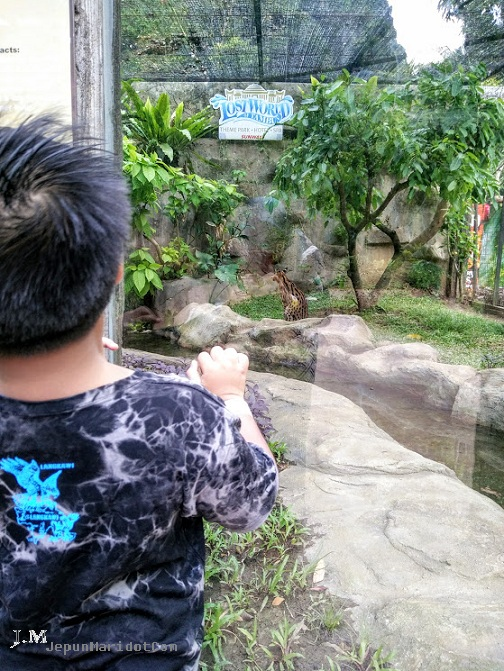 bercuti di Lost World of Tambun