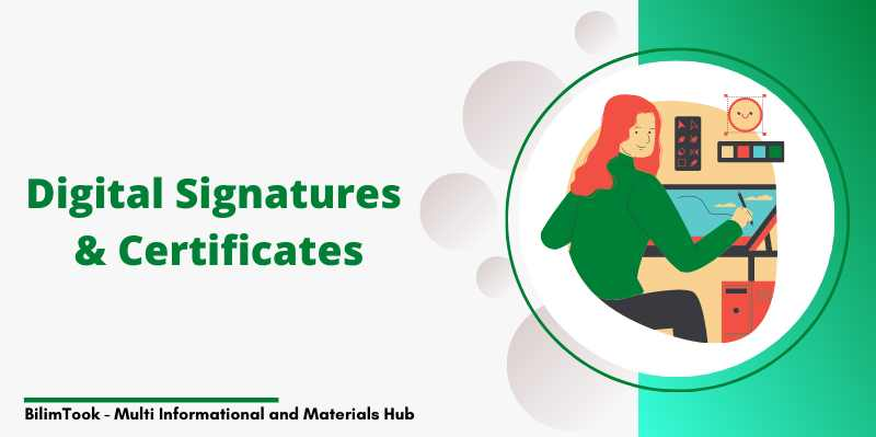 What is Digital Signatures and Certificates