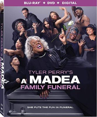 A Madea Family Funeral  [2019] [BD25] [Latino]