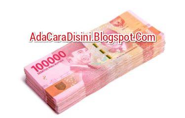 Informasi Jasa Pinjaman uang Tidak menggunakan jaminan 1 Hari Cair Mudah Acc Bunga Ringan