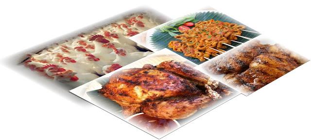 Pengaruh pemanasan dalam oven terhadap protein daging unggas adalah minimal. Kehilangan asam-asam amino, kecuali triptopan yang disebabkan oleh pemanasan adalah kecil, sehingga destruksi asam-asam amino bukan merupakan faktor prinsip dalam perubahan nilai perbaikan nutrisi protein yang disebabkan oleh pemanasan tersebut. Kehilangan asam asam amino esensial atau semiesensial dapat terjadi karena hidrolisis asam, misalnya digesti pepsin.