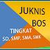 Download Lampiran SPJ BOS Format Word dan Excel untuk SD MI, SMP MTs MA