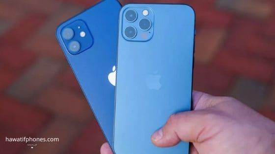 iPhone 12 جعل شركة Apple رائدة في مجال 5G بفارق كبير عن Samsung