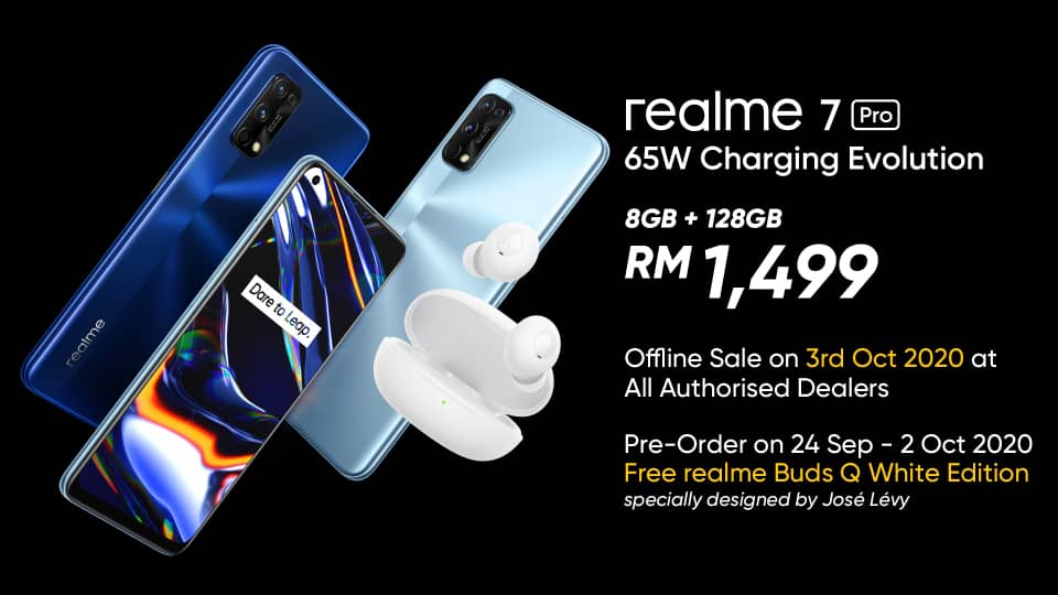 realme Malaysia, realme 7, realme 7 Pro, Rawlins GLM, Rawlins Lifestyle, Rawlins Tech, Rawlins Gadget, smartphone