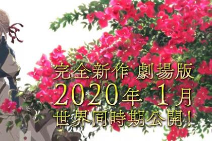 Anime Violet Evergarden Segera Hadir Januari 2020