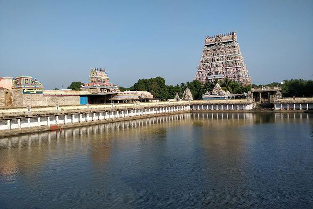 Anantheeswarar Temple Chidambaram Cuddalore