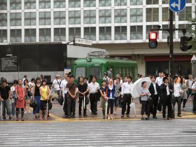 Shibuya: L'incrocio più trafficato del mondo
