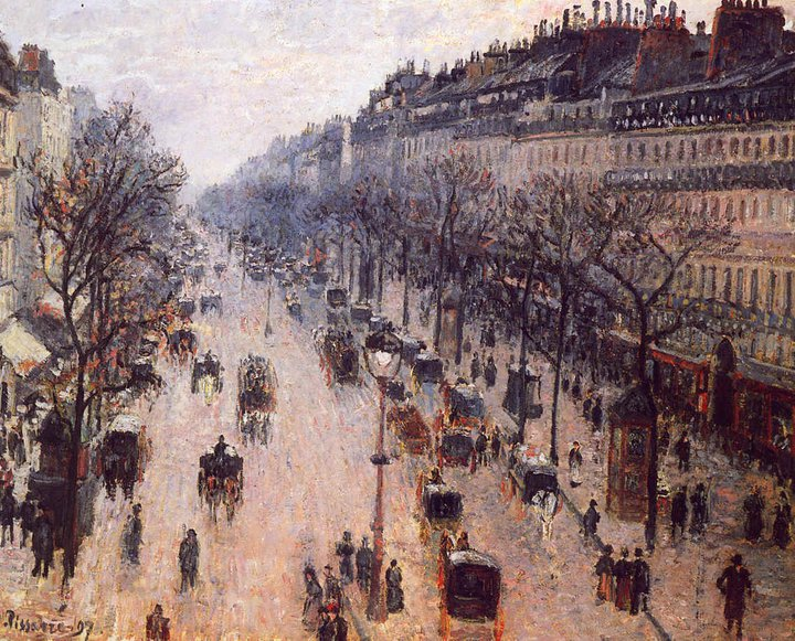 Jacob Camille Pissarro 1830-1903 | French Impressionist