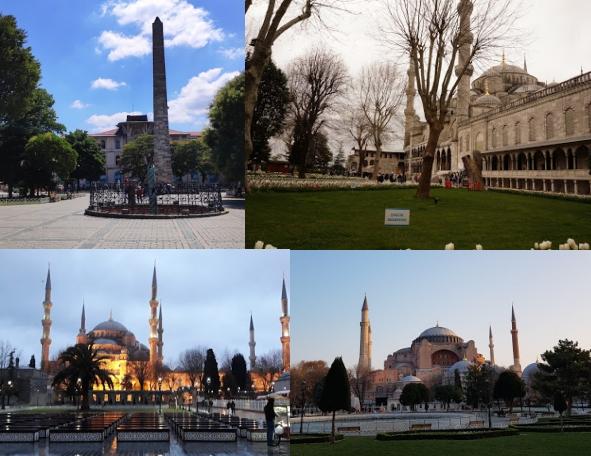 Hipodrome Konstantinopel_Tempat wisata di Turki